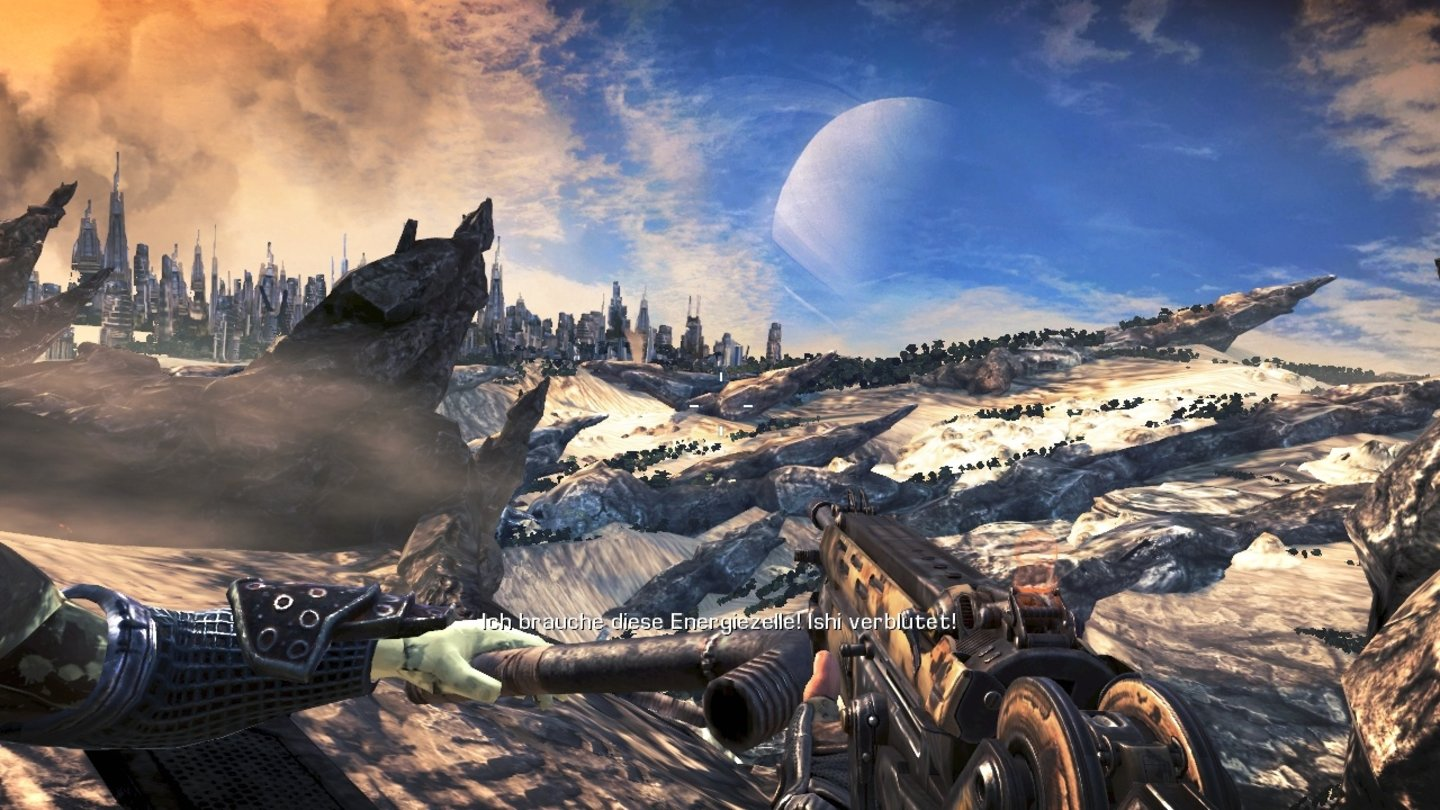 Bulletstorm - Screenshots aus der deutschen PC-Version