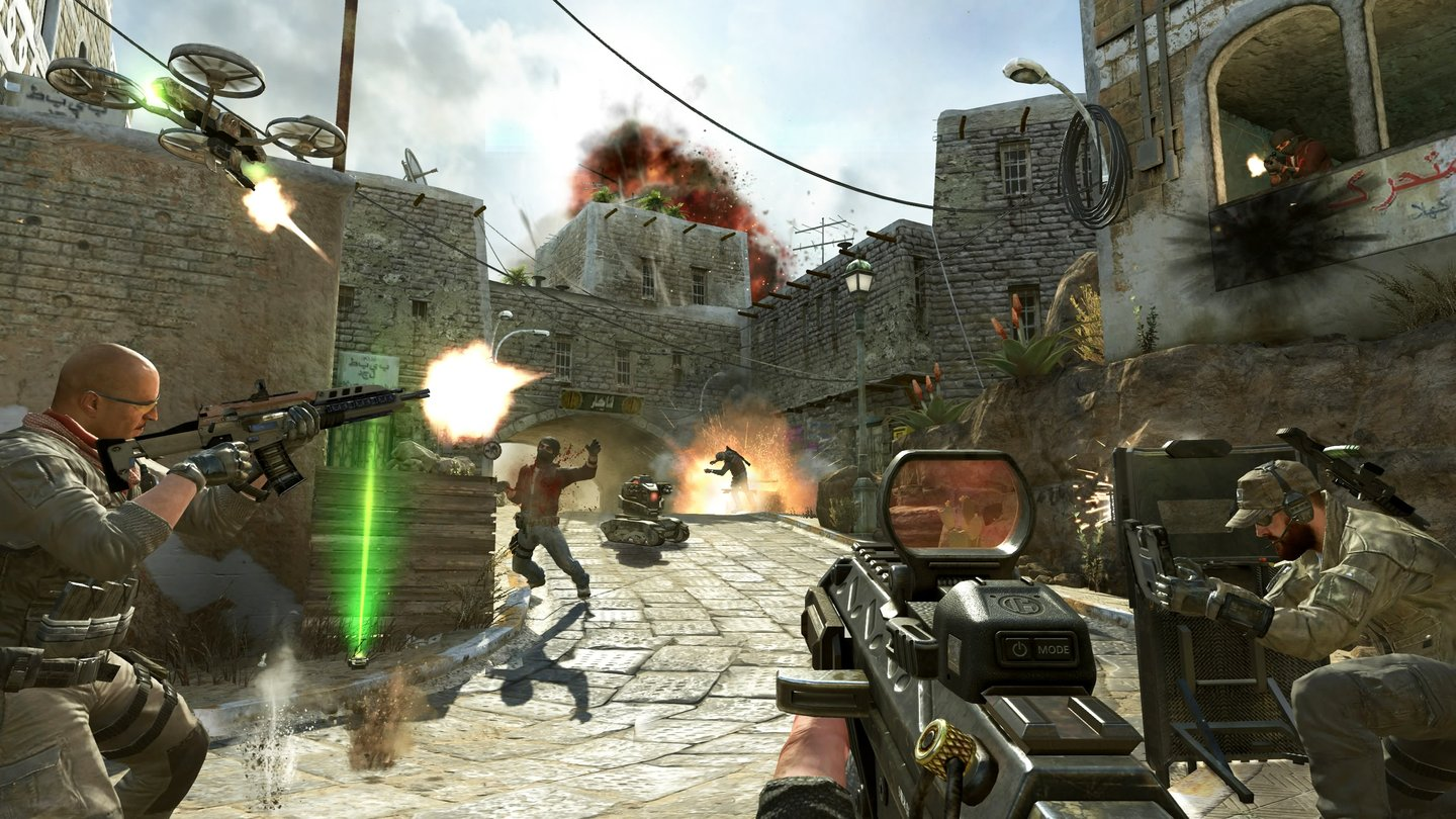 Call of Duty: Black Ops 2 - Multiplayer-Modus