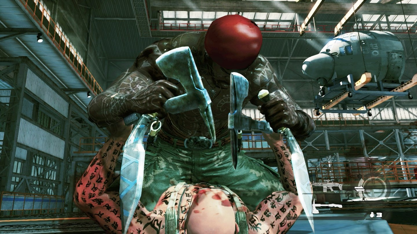 Devil's Third - E3-Screenshots