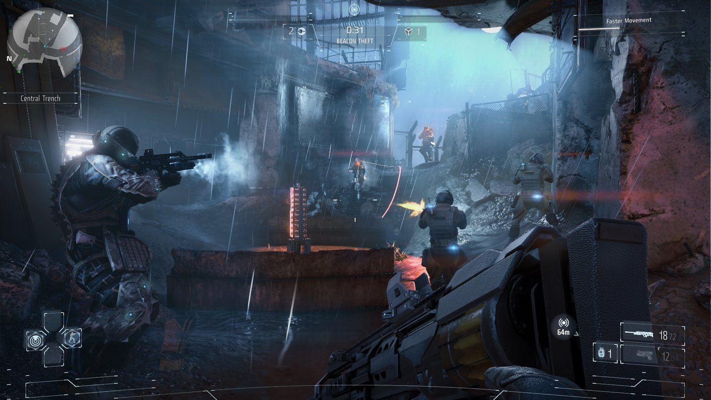 Killzone: Shadow Fall - Screenshots von der Gamescom 2013
