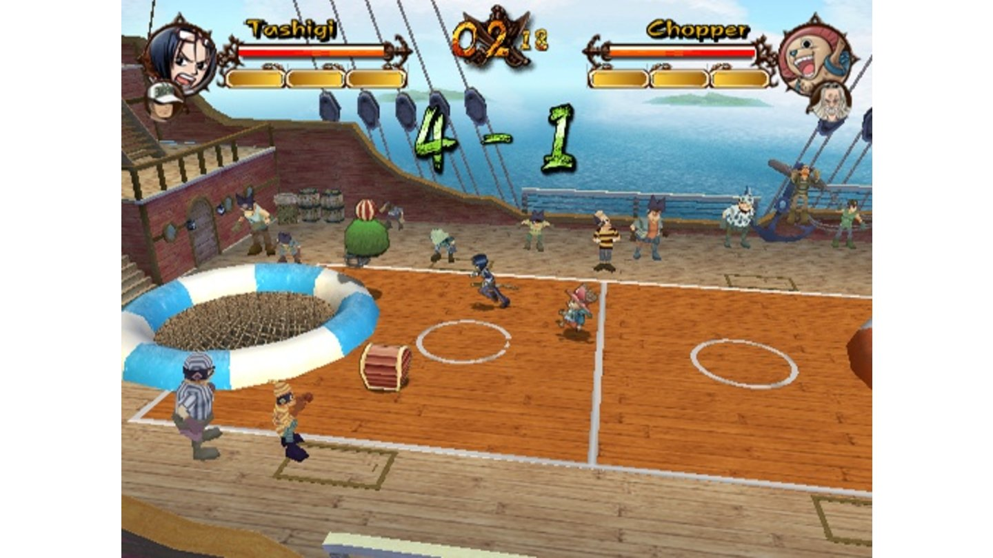 One Piece Grand Adventure PS2