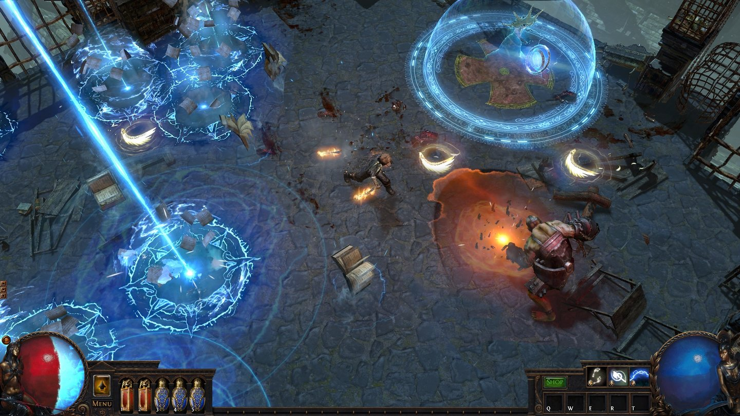 Path of Exile - The Fall of Oriath - Screenshot 06