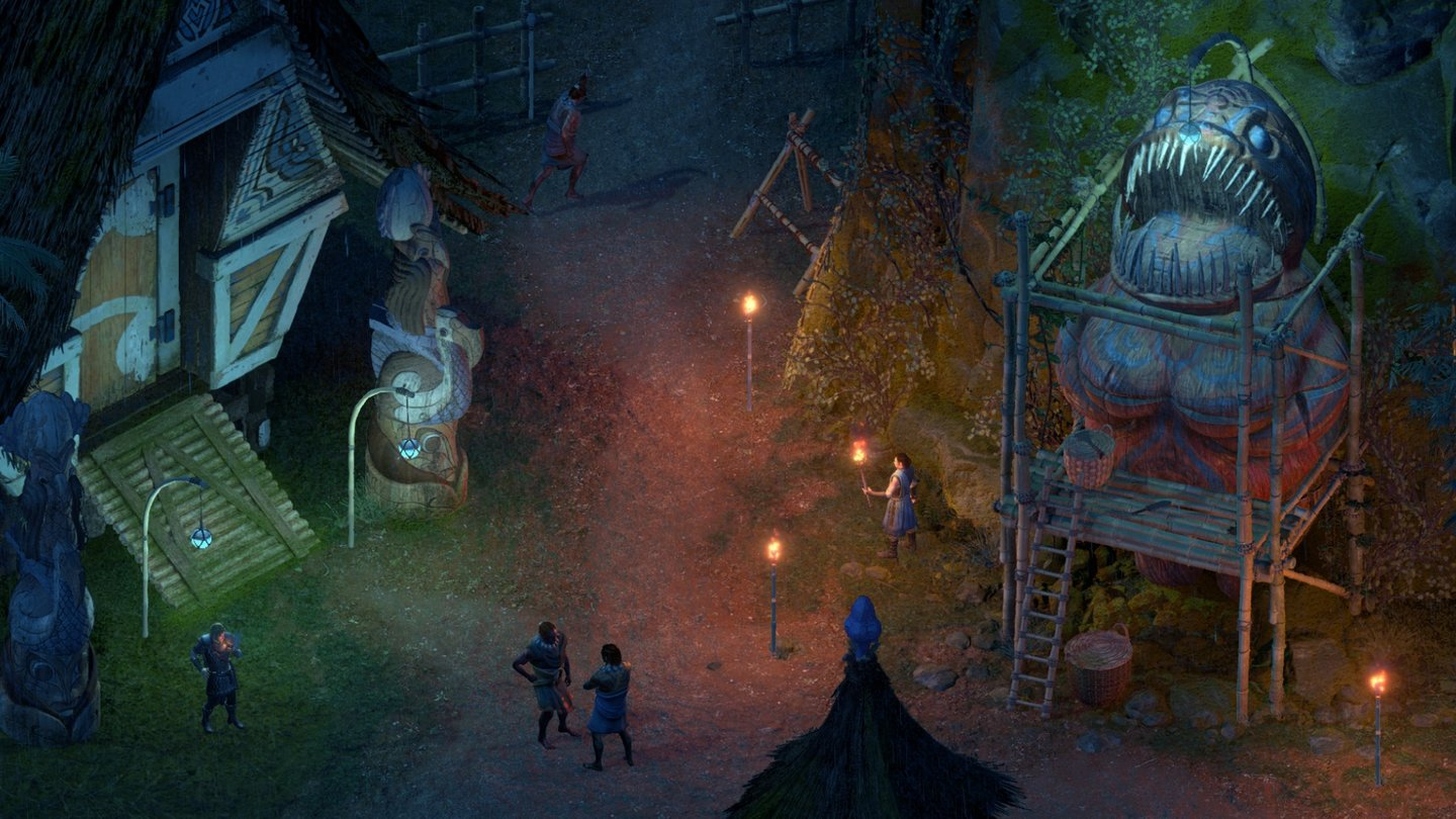 Pillars of Eternity 2: Deadfire - Screenshots