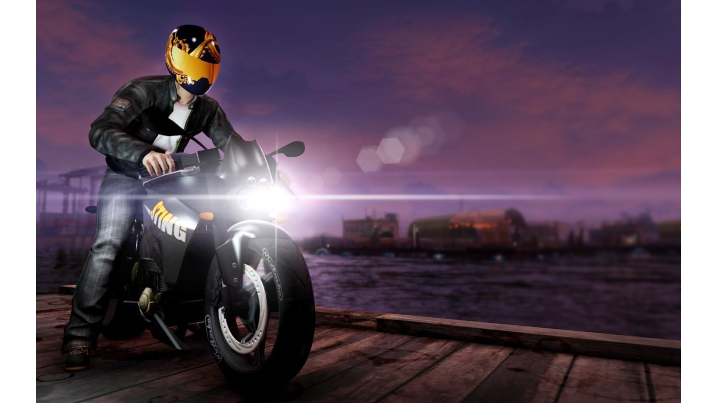 Sleeping Dogs - Screenshot aus dem Street Racer DLC