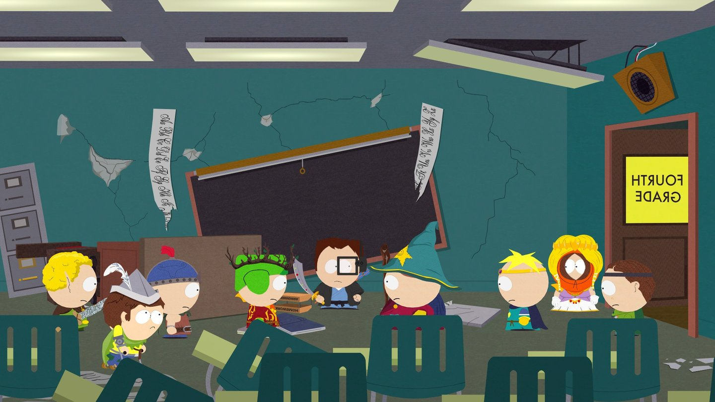 South Park: Der Stab der Wahrheit - Screenshots