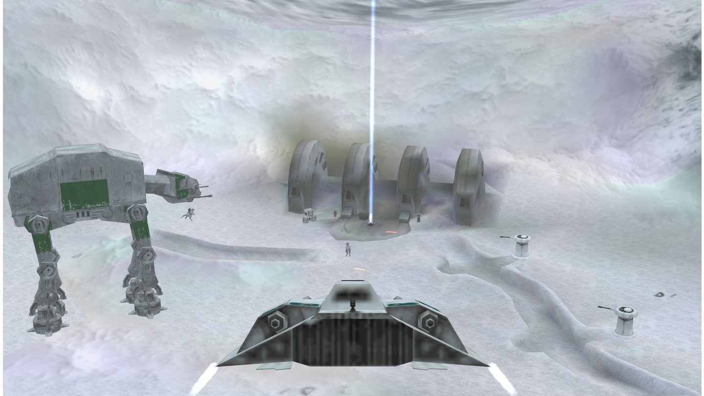 Star Wars Battlefront: Elite Squadron [PSP]