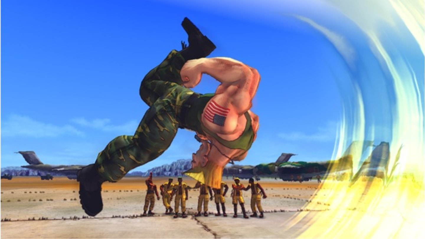 Street Fighter IV 3