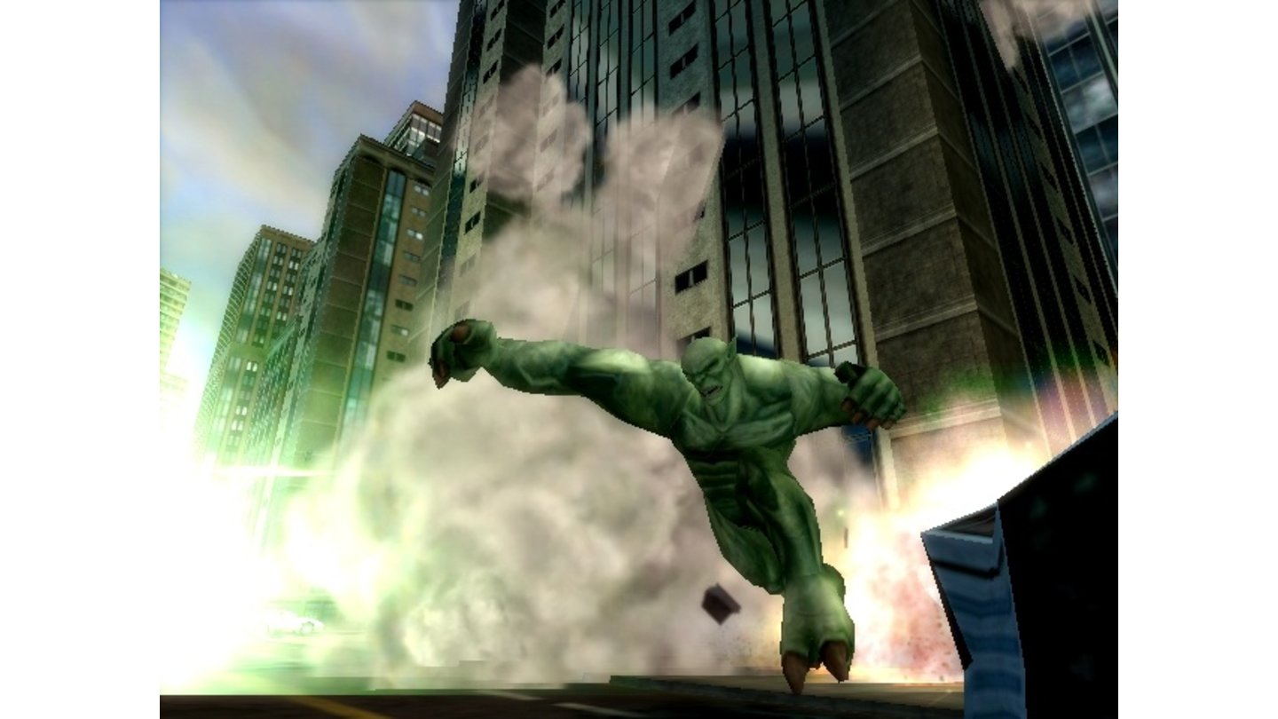 The Incredible Hulk Ultimate Destruction 14