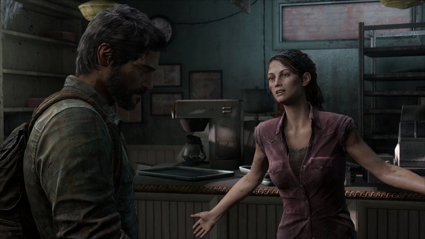 The Last of Us - Tess