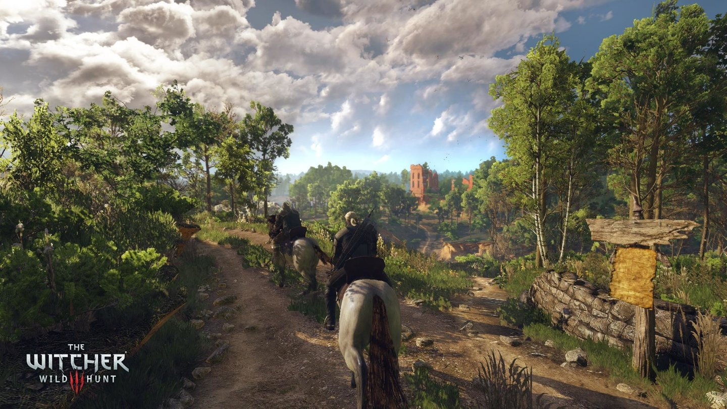The Witcher 3: Wild Hunt - gamescom-Screenshots 2014