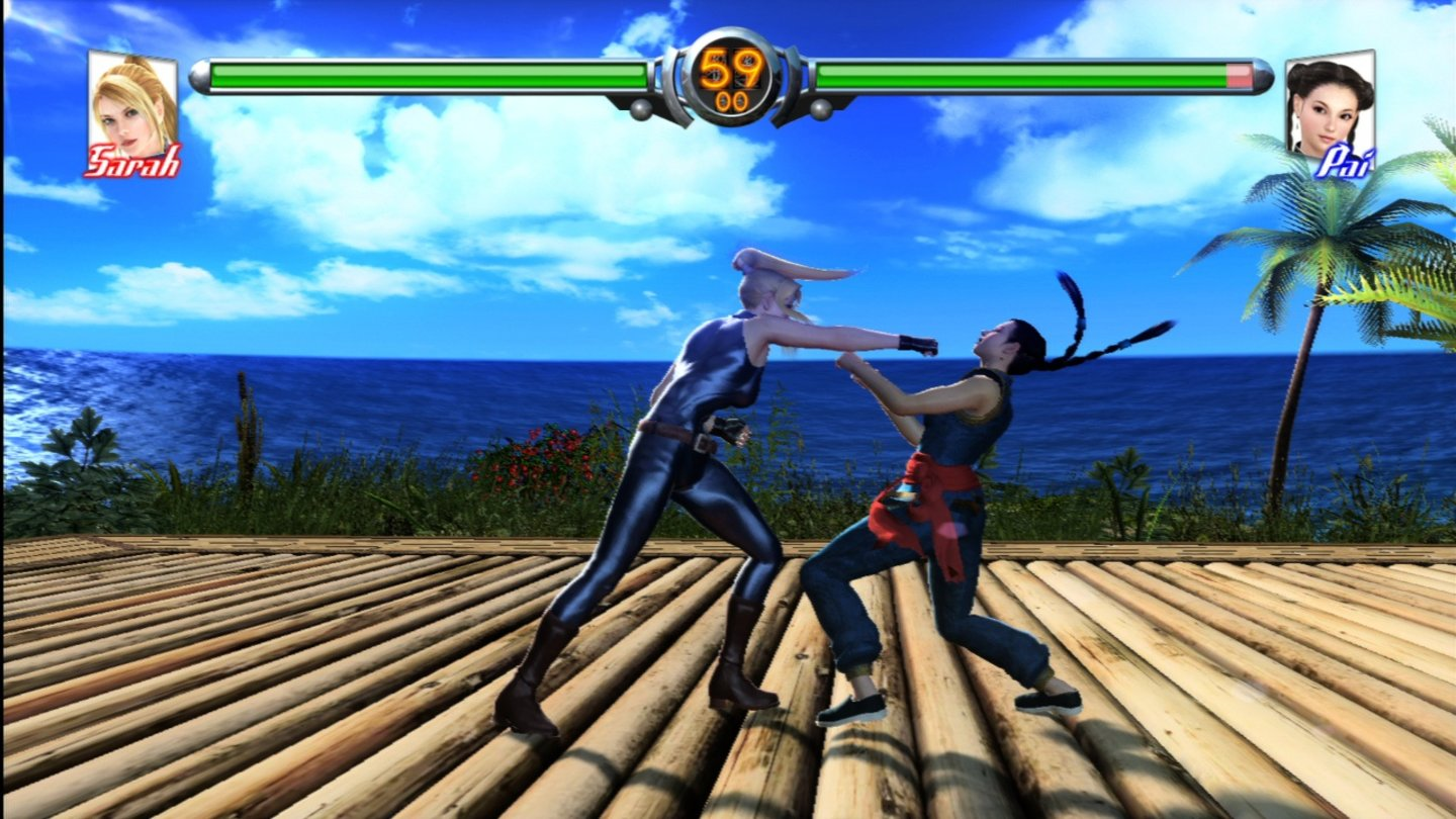 Virtua Fighter 5 2