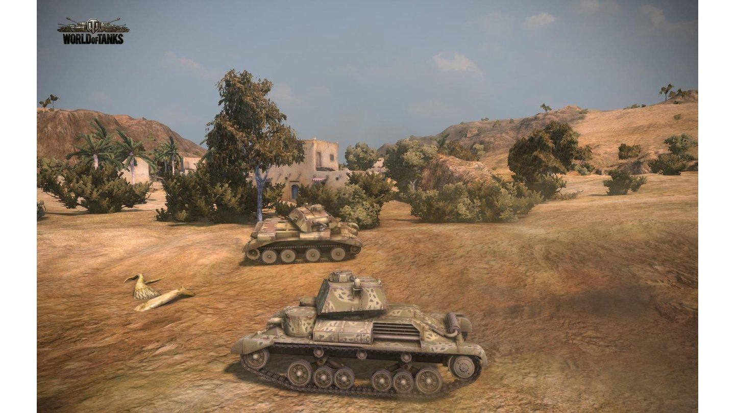 World of Tanks - Patch 8.1