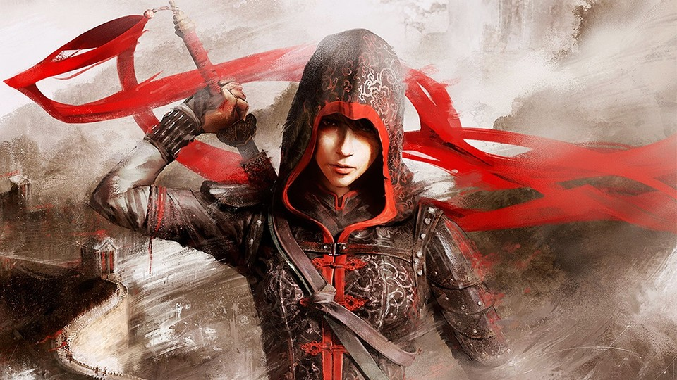 Wie wahrscheinlich ist ein Assassin's Creed in China? (Bild: Assassin's Creed Chronicles: China)