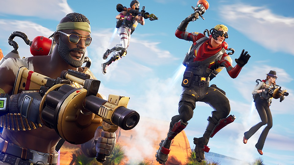 In Fortnite soll ein Matchmaking-System bald Ordnung ins Crossplay-Chaos bringen.