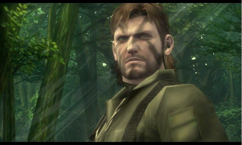 Metal Gear Solid: Snake Eater 3D