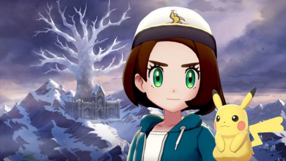 Wir konnten vorher eine Vorschau auf das zweite Pokémon DLC Snow Lands of the Crown sehen.