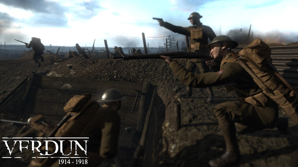 Verdun - Horrors of War