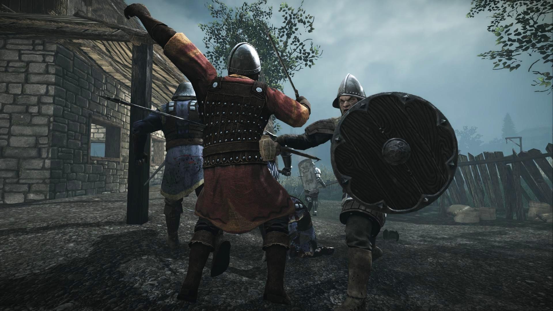 Chivalry: Medieval Warfare - PS3- und Xbox-360-Versionen angekündigt, Trailer