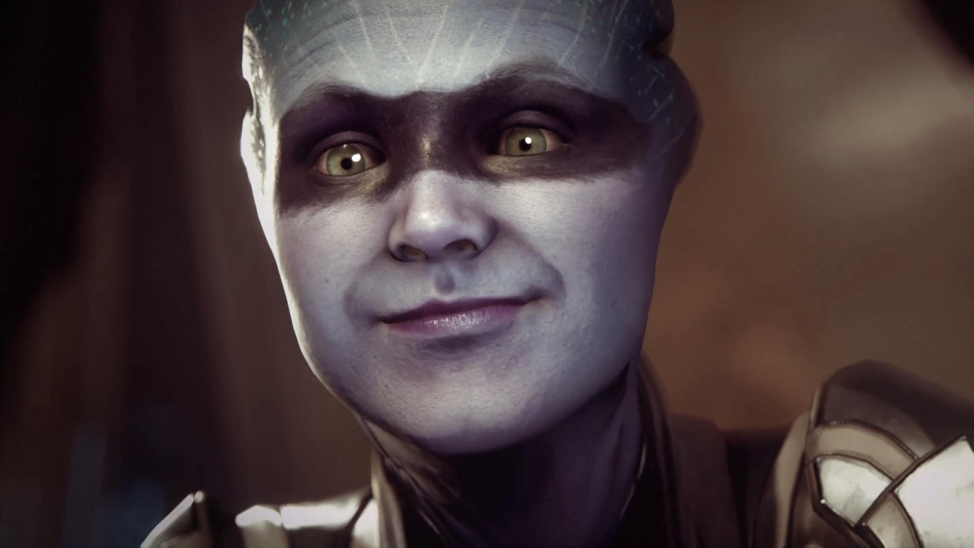 Mass Effect Andromeda Diese Vier Squadmates Sind Bisher Bekannt
