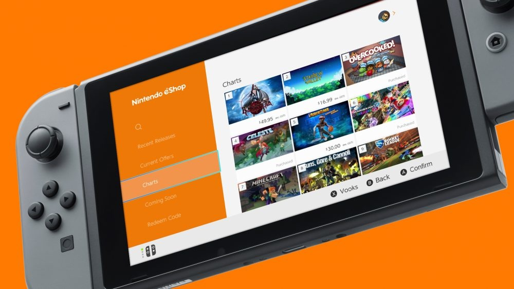 Nintendo Switch Angebote Eshop