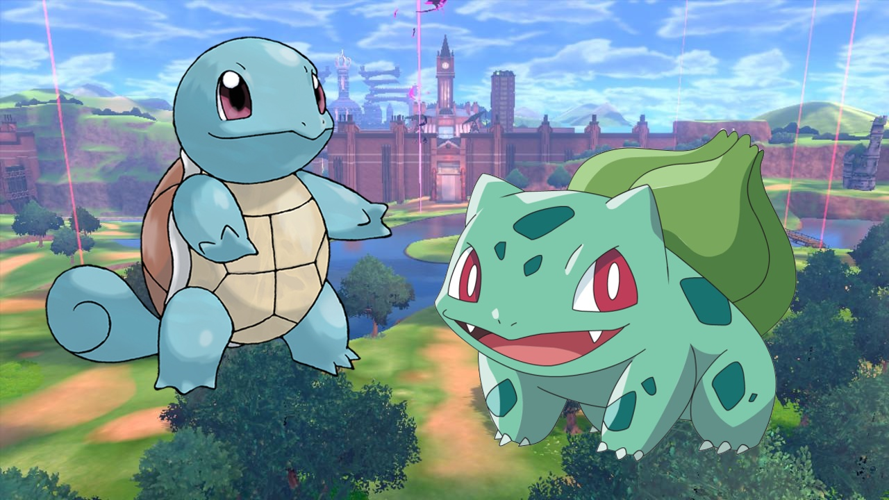 Schwert & Schild: Holt euch jetzt Bisasam & Schiggy ohne Pokémon Home